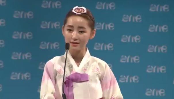 「北朝鮮の現実は想像を絶してた」 北朝鮮の少女のスピーチに言葉を失う
