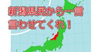 新潟県民「東京がちょっとの雪で騒ぎすぎ!って東京に住むまでは思ってた」件