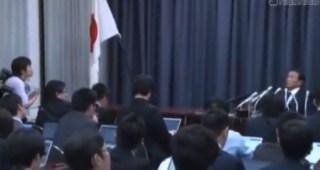 麻生太郎さん 会見で東京新聞の女性記者に対して無双する