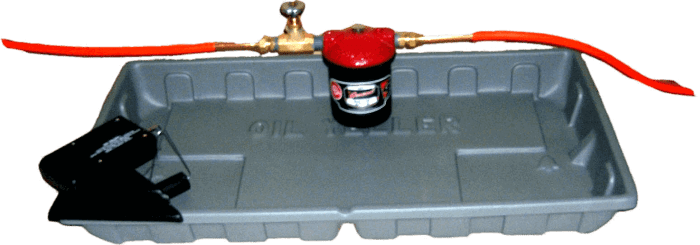 Filter Tray with Alarm