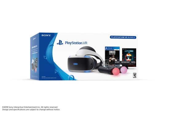 Creed PSVR Bundle