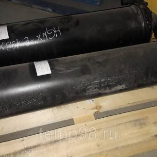 Гидроцилиндр подъема кузова (средний) 16MPa HGNX-E198Х875 Shaanxi Shacman Шанкси Шакман