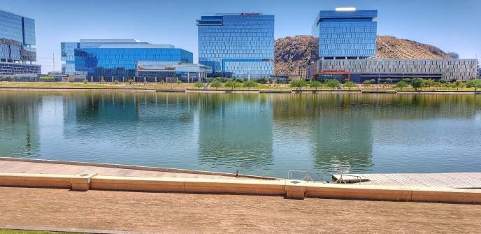 Luxury Condo Living at Tempe Town Lake in Arizona