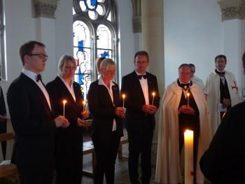 Ordenslichtvesper OMCT Deutscher Tempelherren-Orden