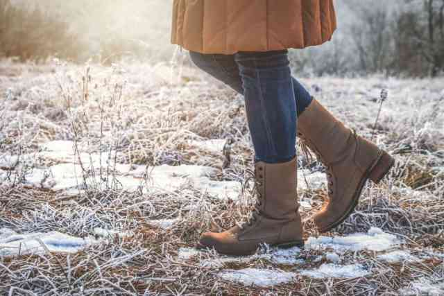 How to Stay Warm Under Jeans