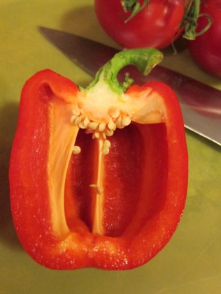 Why are red peppers always so happy?