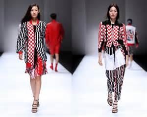 Shanghai Fashion Week in the 2010s. Audaciously lush. Copyright@TimeOutShanghai