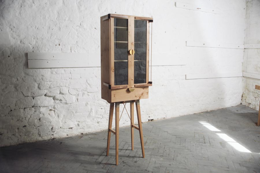 SPAN Cabinet