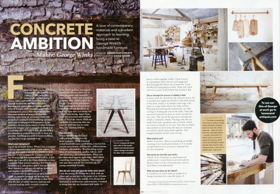 Homes Antiques February 2016