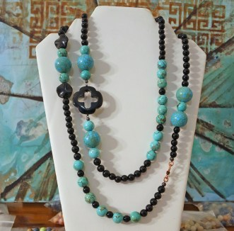 The Turquoise Cross