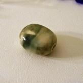 Ceramic Green and Cream
