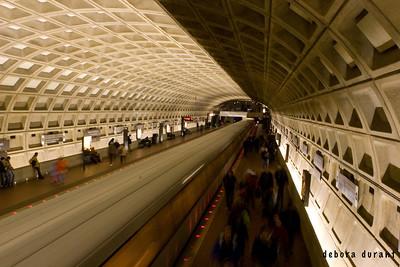 train in metro