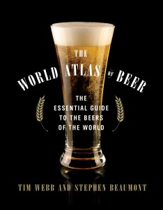 The World Atlas of Beer, by Tim Webb and Stephen Beaumont. (Supplied)