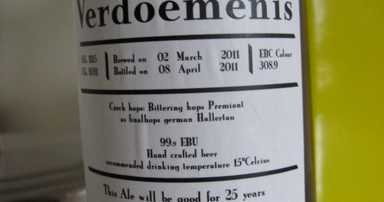 After Hell and Damnation Comes Redemption: Brouwerij de Molen's Imperial Stout