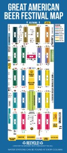 GABF 2014 (Floorplan-GABF website)
