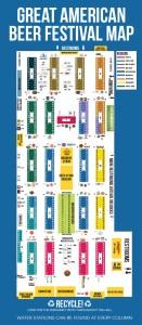 GABF 2014 (Floorplan-GABF website)
