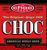 Choc - American Wheat (label)