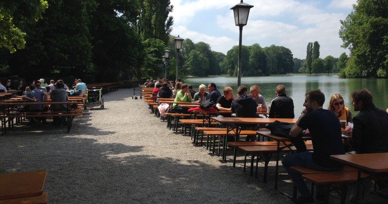 A Beer in the Park: Beer Gardens in Munich's English Garden