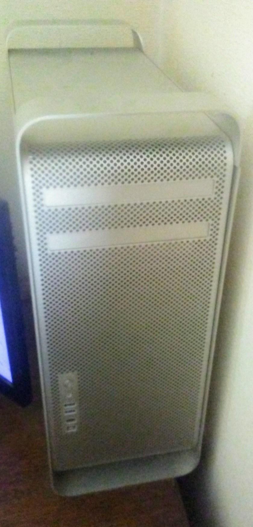 Mac pro di u 2008