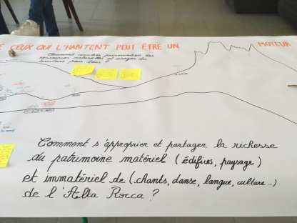 Tema di stu primu contu resu - Communauté de Communes Alta Rocca,2020
