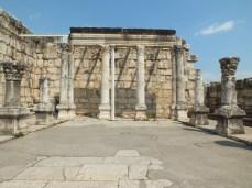 Synagogue of Jesus in Caperneum