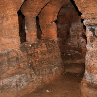 The mysterious Caynton caves - Templar after all?