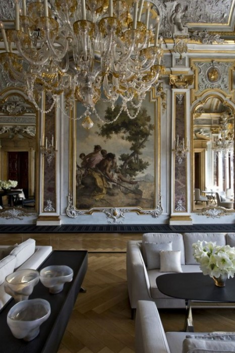 Places to Visit: Aman Canal Grande Hotel