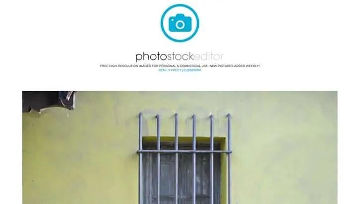 photostockeditor