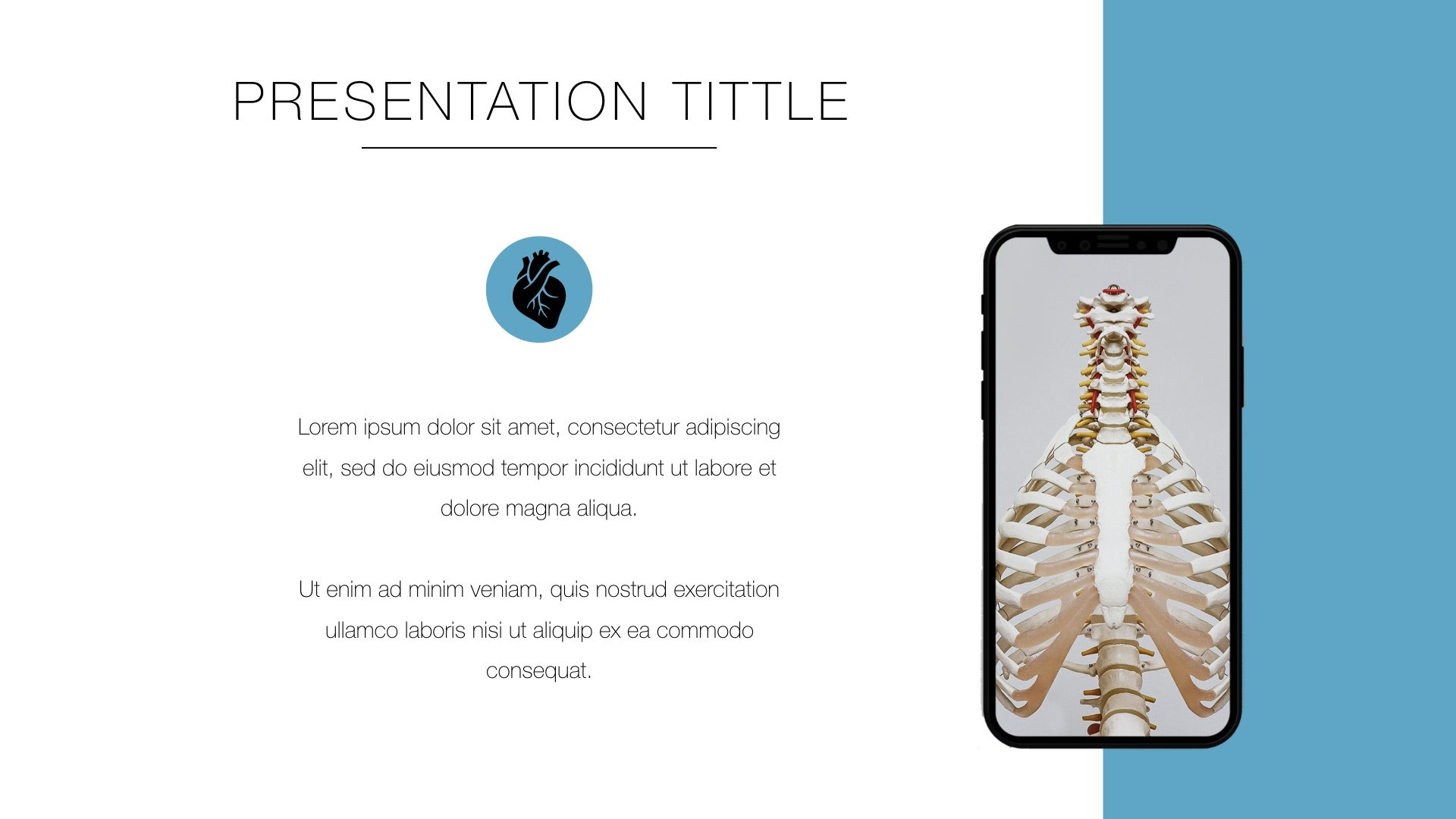Free Medical Powerpoint Template Free Presentations Template7