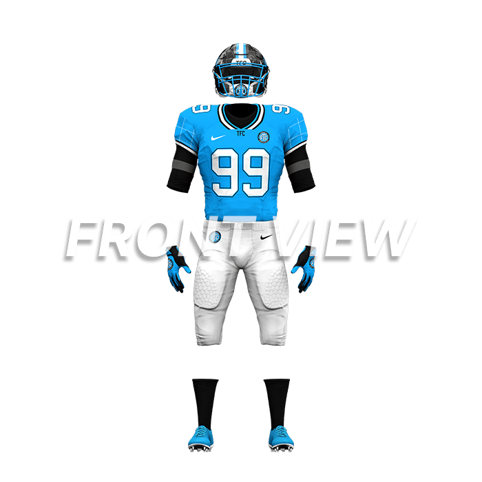 Download American Football Jersey Template Mock-Up + Helmet ...