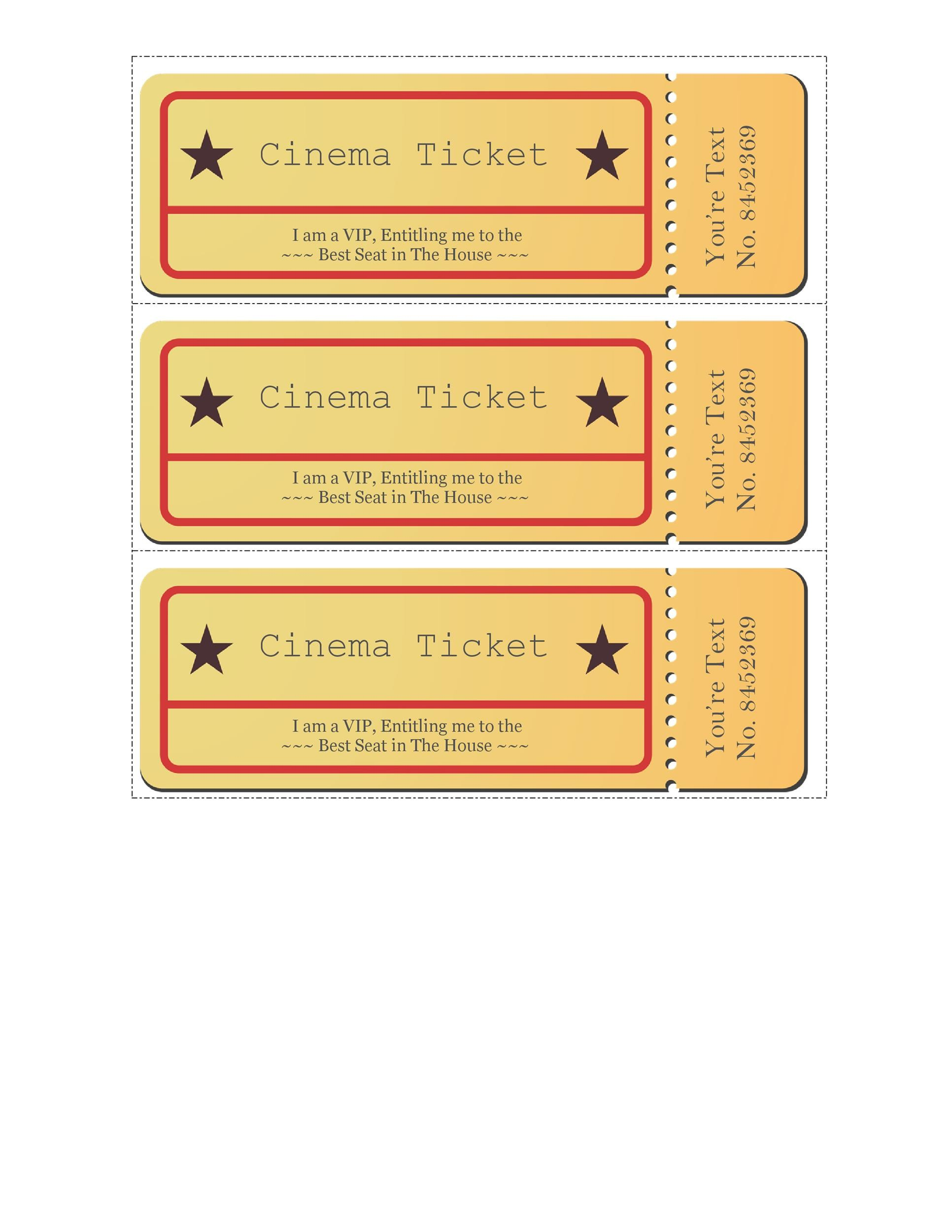 Winning Ticket Template enter to win template download enter to – Winning Ticket Template