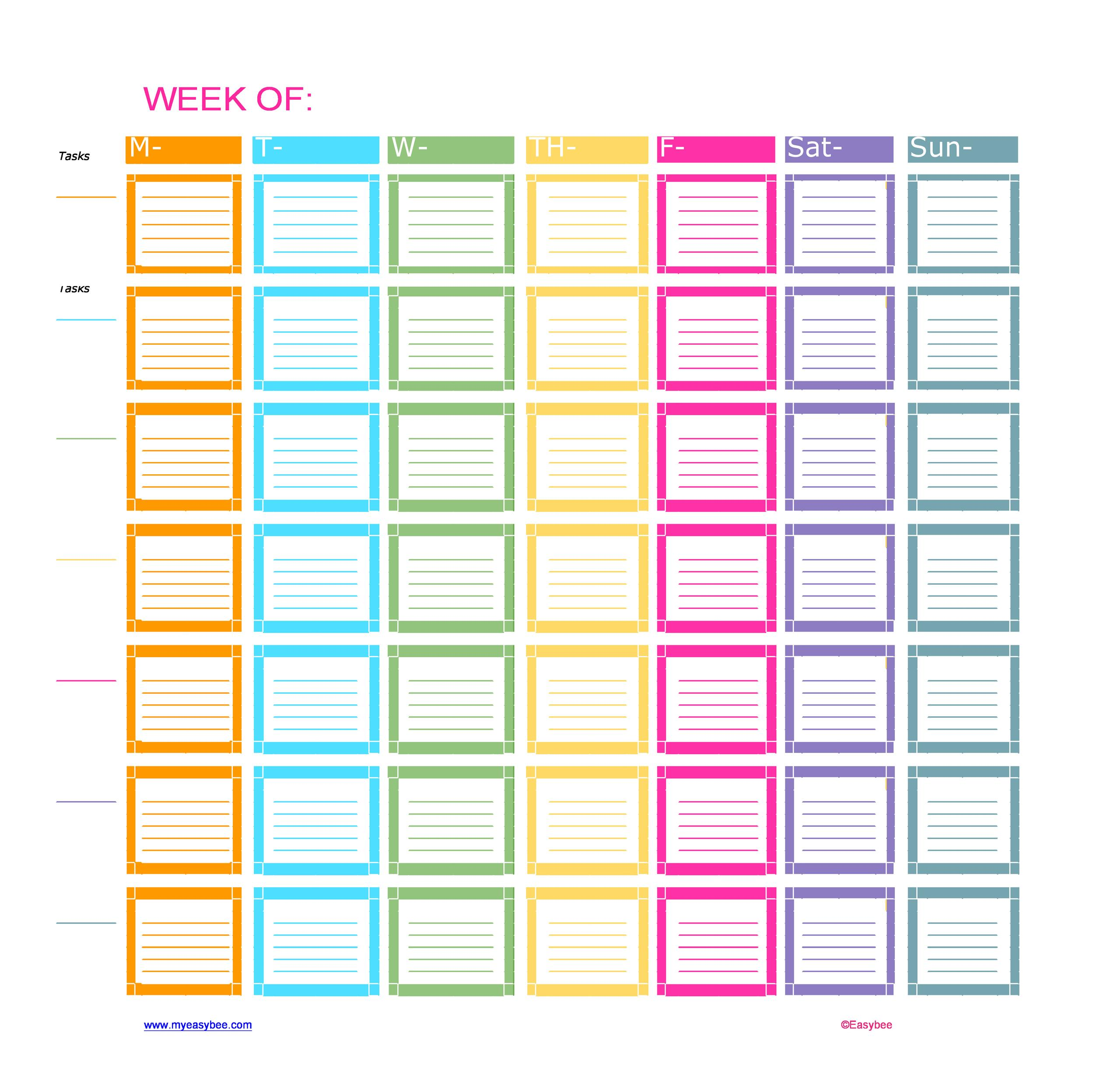 Microsoft Excel Checklist Template. 6 Microsoft Templates Excel