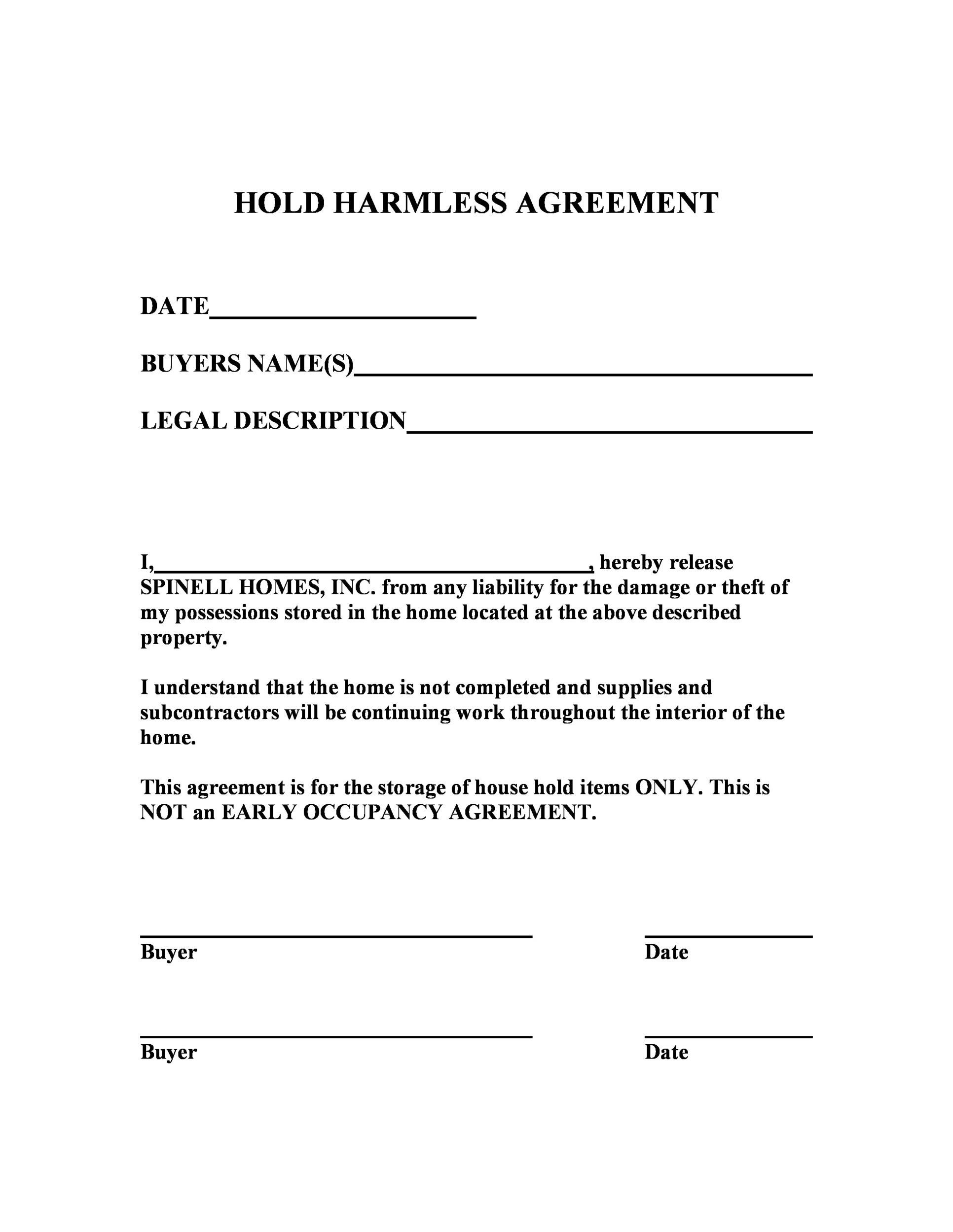 Doc407527 How to Write a Contract Agreement Between Two People – Contract Between Two People
