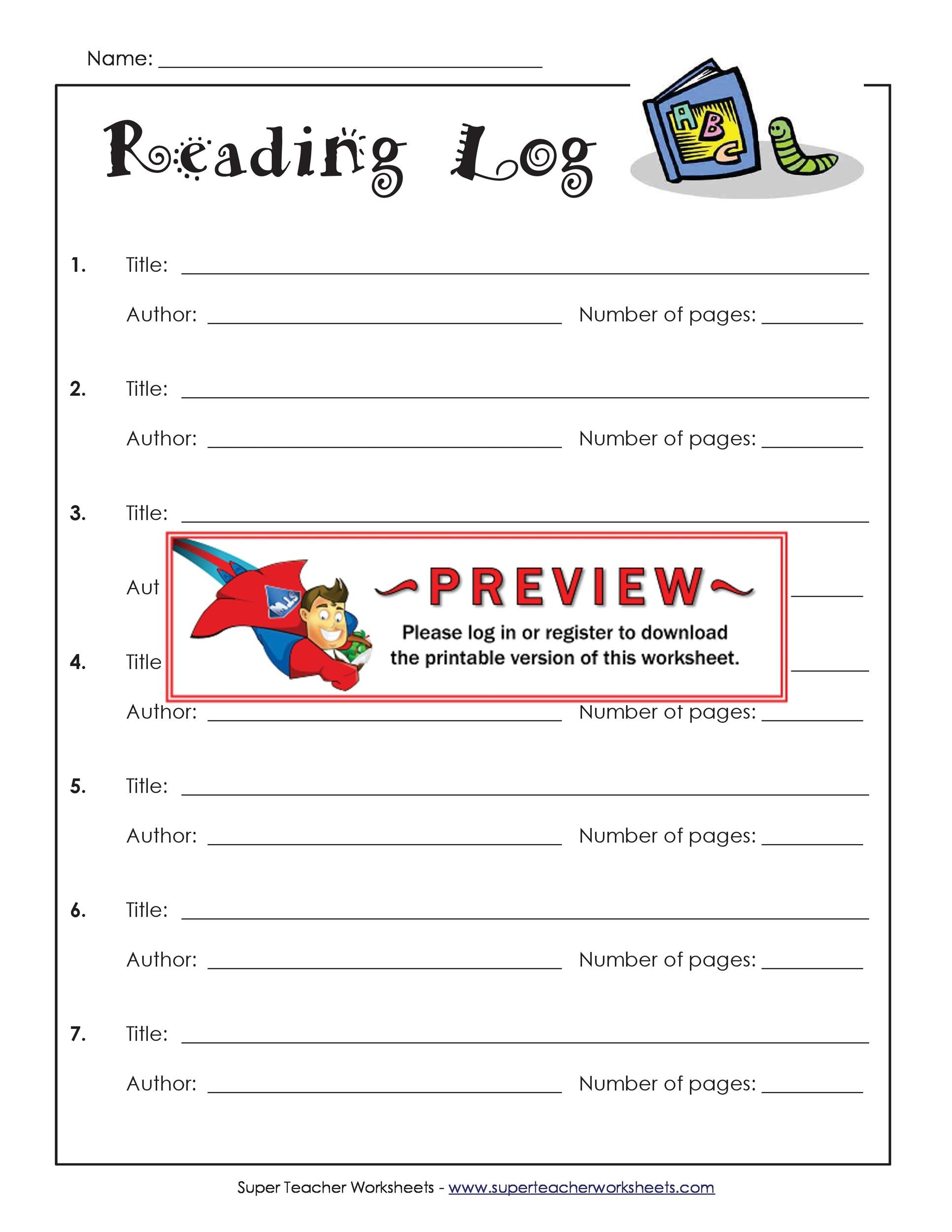 Amazing Free Printable Reading Assessments For Elementary