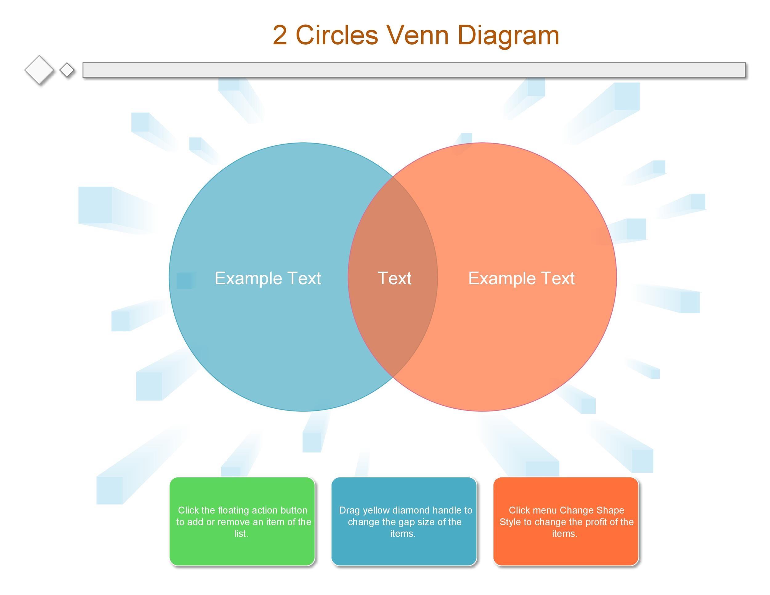 40 Free Venn Diagram Templates Word