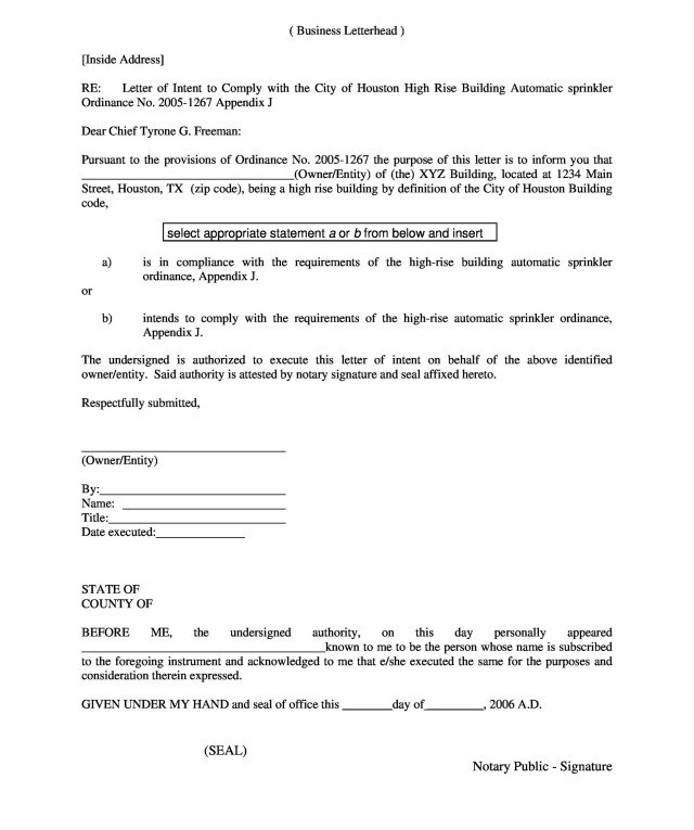 Notarized Letter Templates ᐅ Template Lab