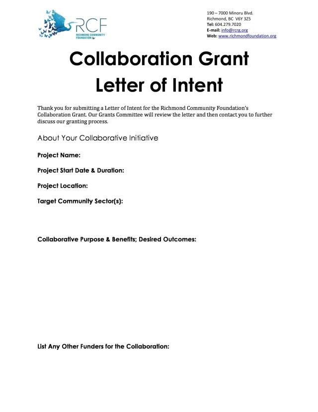 20+ Letter of Intent Templates & Samples [for Job, School, Business]