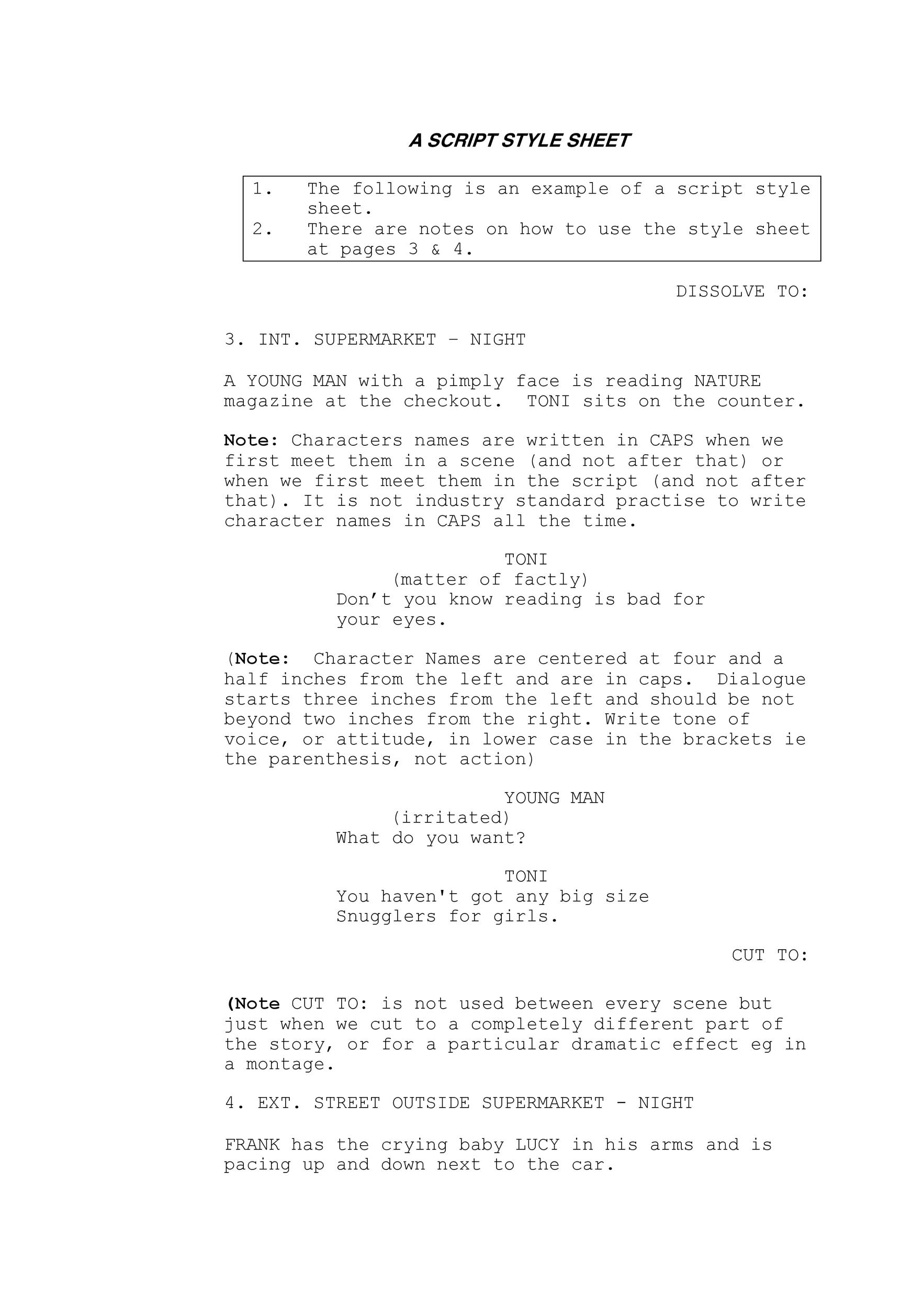 Top Free Printable Play Scripts