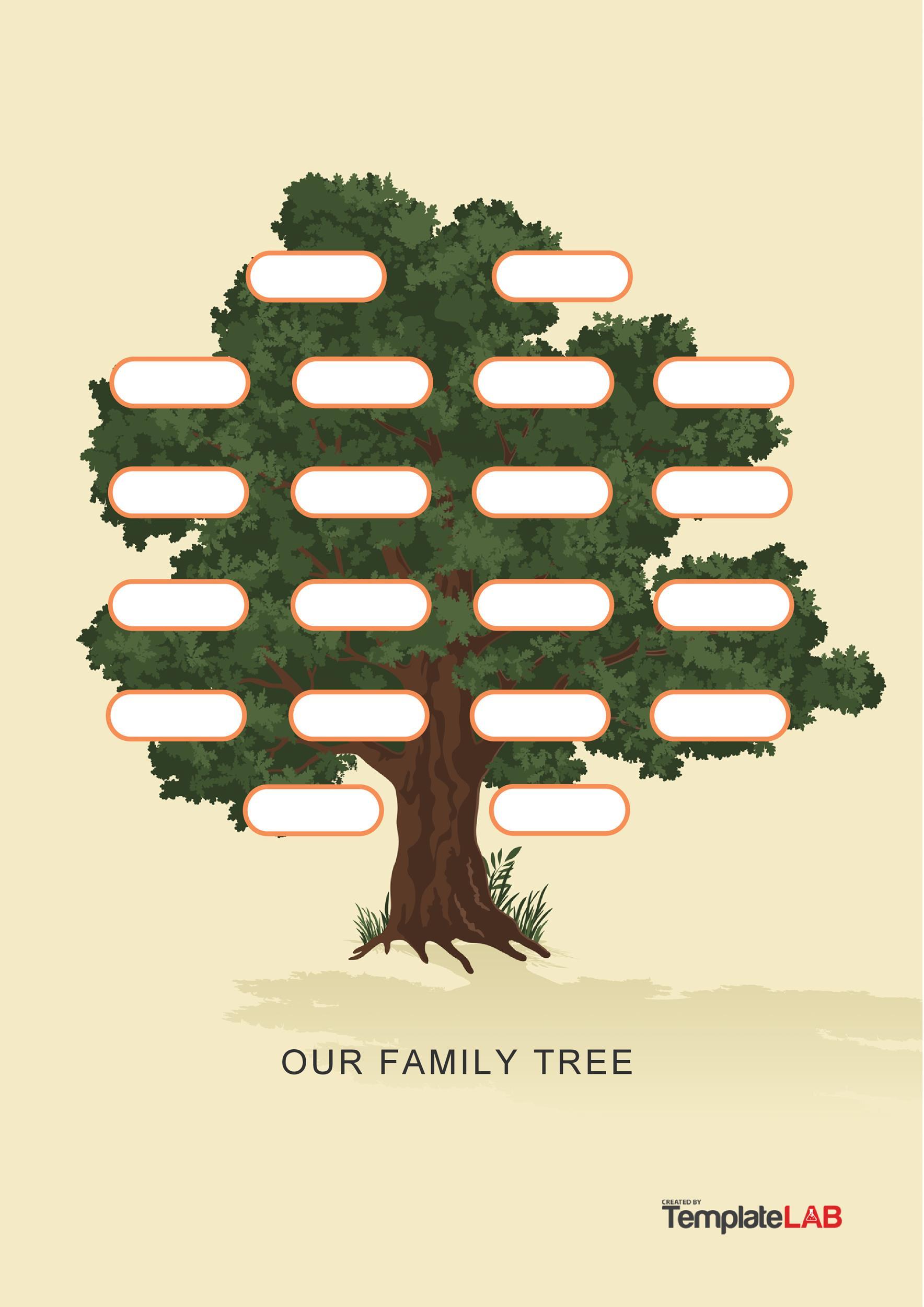 Family Tree Diagram In Marathi