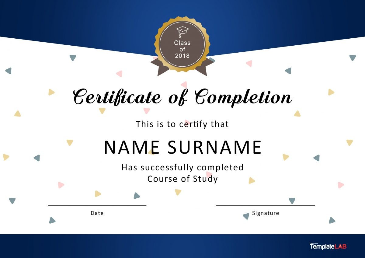Sertifikat Template Ppt : Certificate Free Templates : Creative Intended For Powerpoint Certificate Templates Free Download