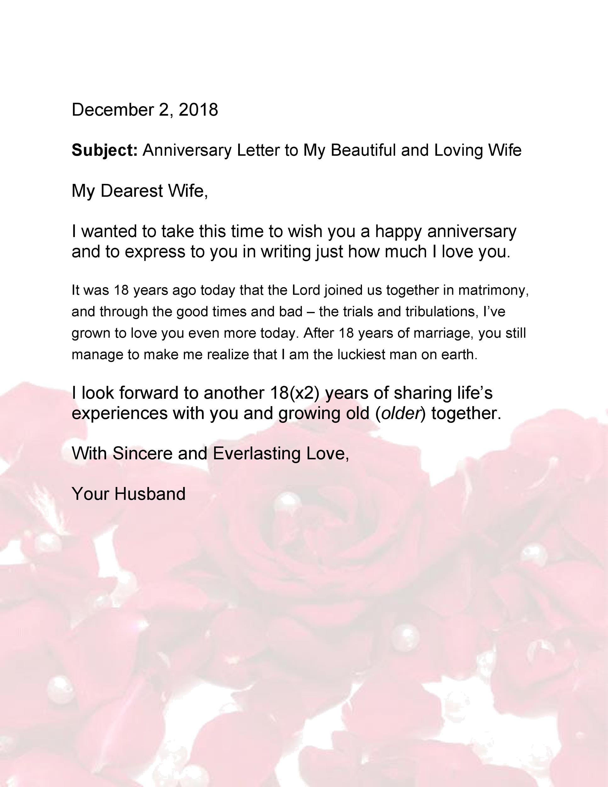 Free Printable Anniversary Cards For My Husband That Are