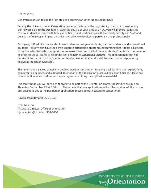 Definition Congratulation Letter