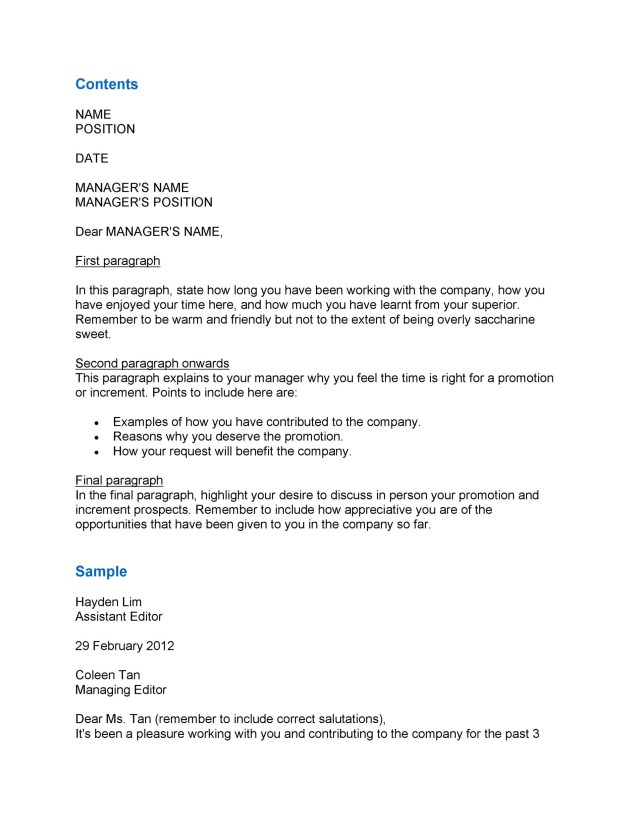 18 Best Salary Increase Letters (How To Ask For A Raise?) ᐅ