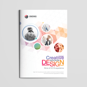 16 Pages Diamond Professional Corporate Brochure Template