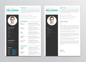 Medusa Premium Professional Resume Template