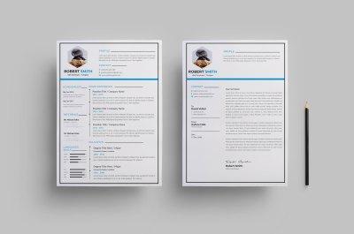 Easy Premium Resume Design