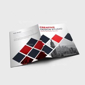 Creative Presentation Folder Design