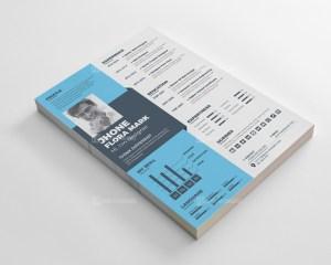 Resume CV Design Templates