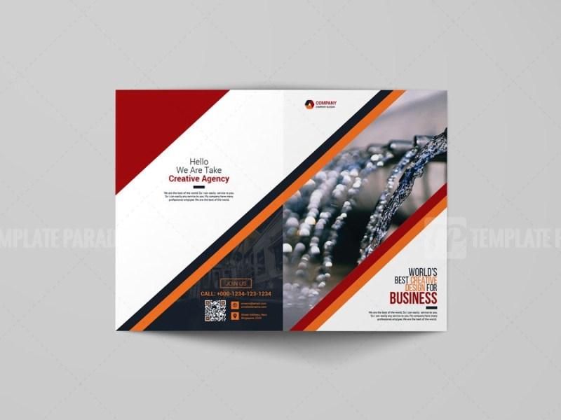 Academic Bi-Fold Brochure