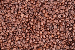 Classic roasted coffee beans image
